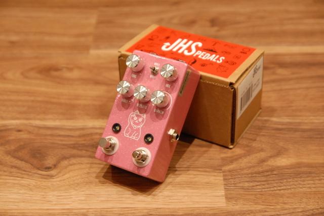 【送料無料】JHS Pedals ジェイエイチエスペダル Lucky Cat Delay ラッキーキャットディレイ/エフェクター