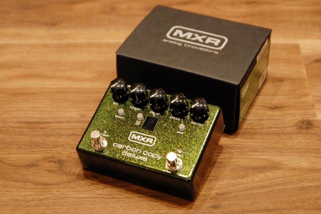 MXR エム・エックス・アール M292 Carbon Copy Deluxe Analog Delay アナログディレイ