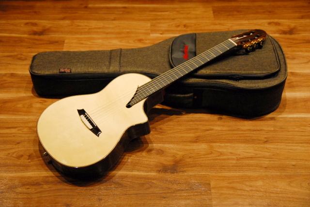 【送料無料】Martinez マルチネス MSCC-14 RS Rosewood エレガットギター