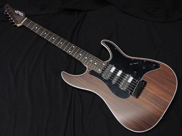 SCHECTER 《シェクター》SD-2-24-MH-VTR RNT R  ローズウッドトップ シンクロトレモロ ロックペグ エレキギター made in JAPAN