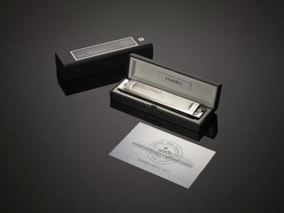 【送料無料】【限定品】Tombo トンボ No.3521 Premium 21 限定モデル「99th」複音ハーモニカ/専用ケース付【返品・交換不可】