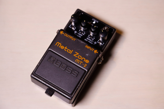 【USED/中古】 BOSS MT-2 Metal Zone ボス メタルゾーン