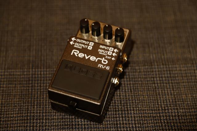 【USED/中古】 BOSS RV-6 ボス Reverb (リバーブ)