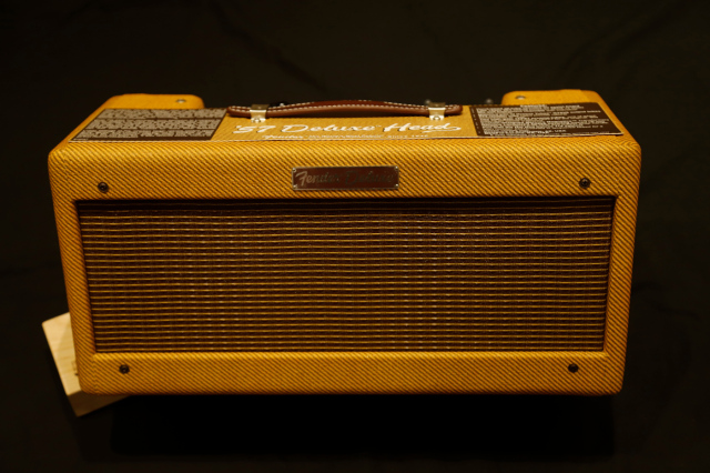 【USED / 中古品】【送料込】 FENDER '57 DELUXE HEAD AMP ≪フェンダー ギターアンプ≫