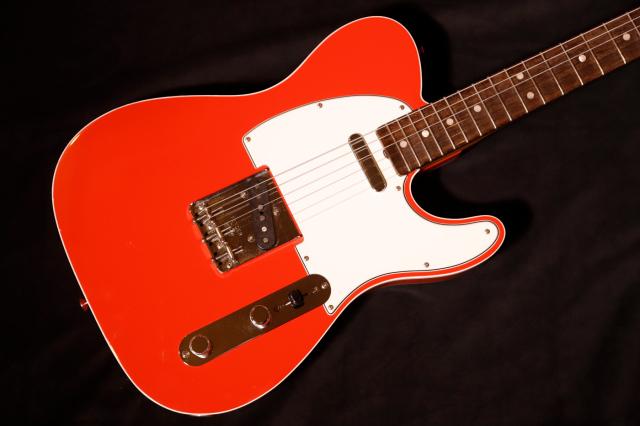 【中古商品 / USED】【送料込】 FENDER USA ≪フェンダー≫ American Original '60s Telecaster R/Fiesta Red