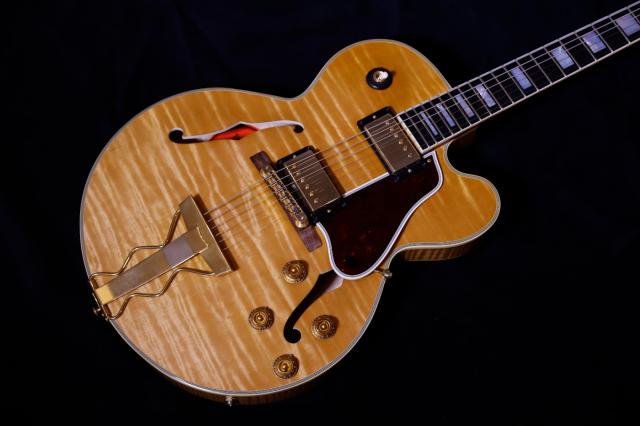 【中古商品】Gibson ES-275 Figured  Dark Vintage Natural 【送料無料&即納可能♪】