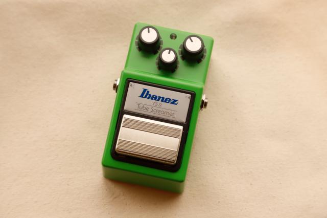 【USED/中古品】IBANEZ  TS9  Tube Screamer ≪イバニーズ  チューブスクリーマー≫【送料込】
