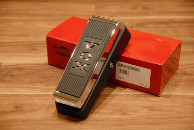 【即納可能♪】VOX [V847-A] V847 Wah Pedal ボックス/ワウペダル/定番【正規品】