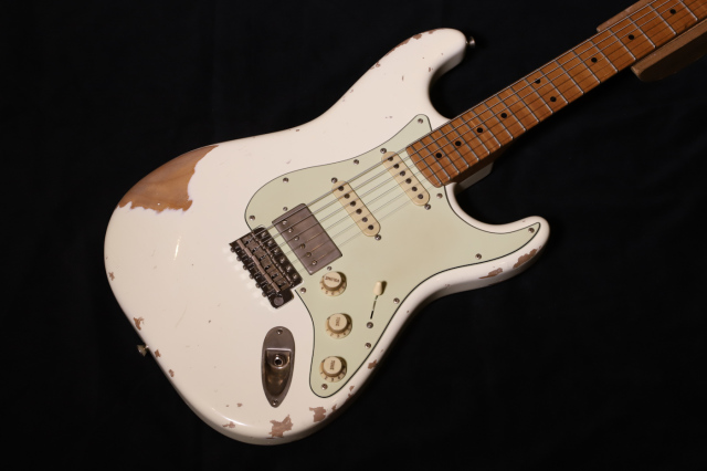 【送料無料】XOTIC XSC-2 VWH HEAVY AGING /エギゾティック/エレキギター