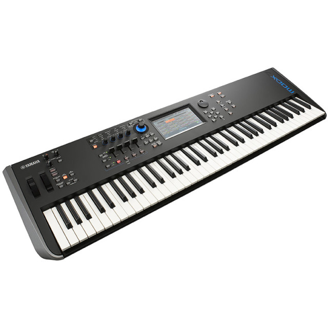 【即納可能♪】YAMAHA MODX7 76鍵盤 軽量シンセ 【新商品】【送料無料】