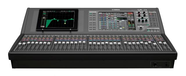 【送料無料】YAMAHA QL5 Digital mixing console ヤマハ/デジタルミキサー【代引き不可】