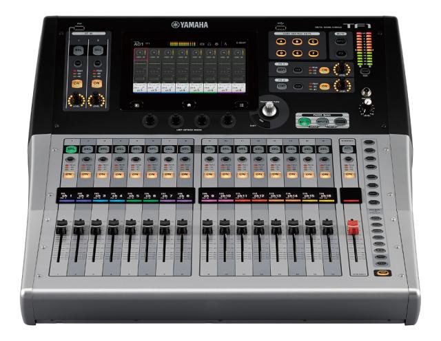 【専用ハードケースキャンペーン】【送料無料】YAMAHA TF1 Digital mixing console ヤマハ/デジタルミキサー/ハードケースは本体と別納です【代引き不可】