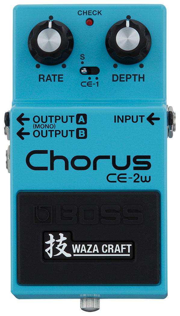 BOSS WAZA CRAFT《ボス 技クラフト》 CE-2W《Chorus》