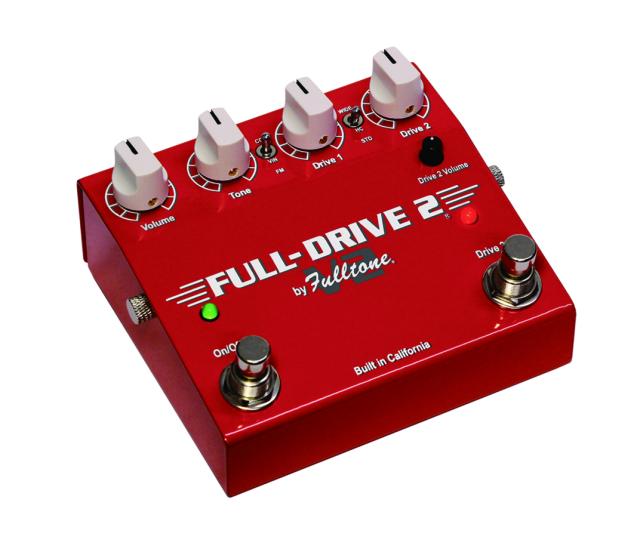 【即納可能】FULLTONE FULL-DRIVE 2 V2 フルトーン オーバードライブ