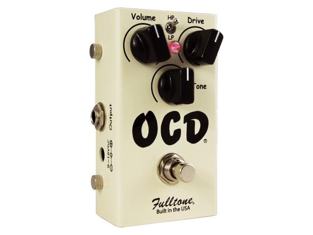 【送料無料!】FULLTONE OCD V2 (Obsessive Compulsive Drive V2) フルトーン オーバードライブ