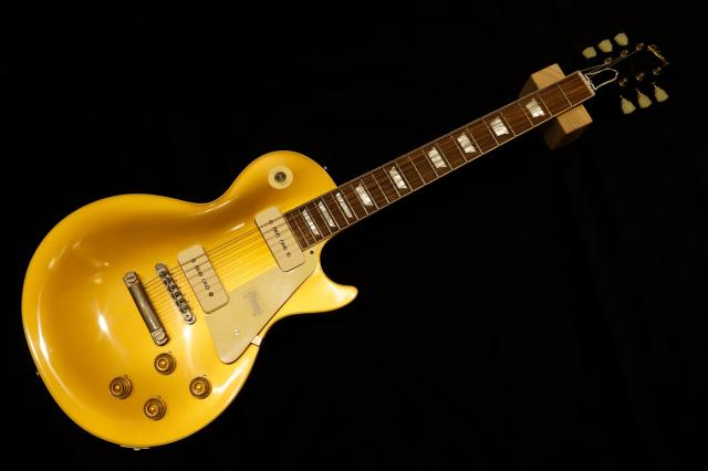 【送料無料】Gibson Custom Historic Collection 56LP GoldTop VOS AG ギブソン カスタムショップ レスポール ゴールドトップ ヒスコレ  【即納可能♪】