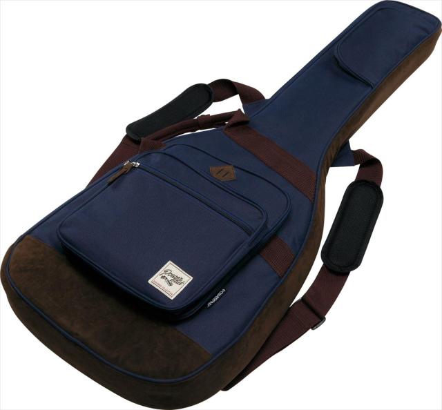 【送料無料】Ibanez アイバニーズ IGB541-NB POWERPAD DESIGNER COLLECTION エレキギター用ソフトケース アイバニーズ/ネイビーブルー 【軽くおり畳んで出荷いたします】