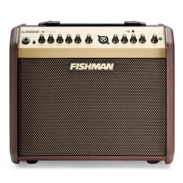 Fishman フィッシュマン  Loudbox Mini Bluetooth Amplifier(PRO-LBT-JA5)【正規品】 アコースティックアンプ