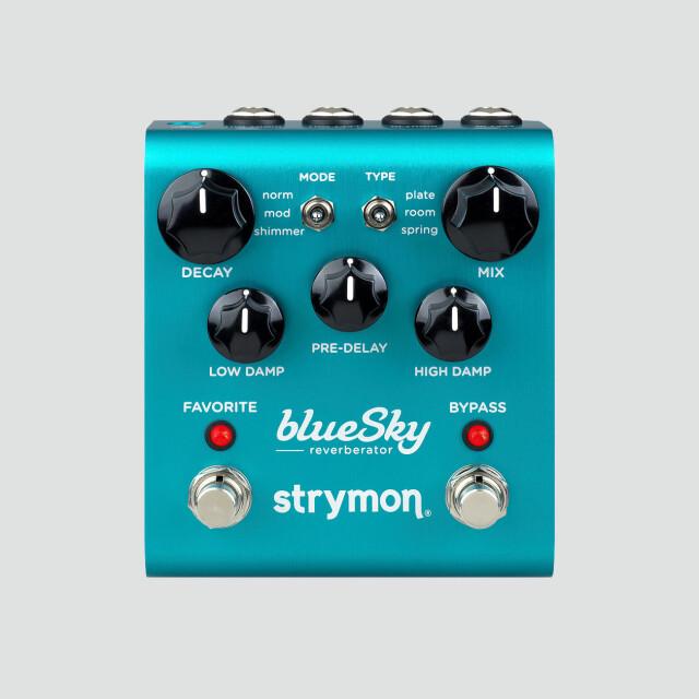 strymon《ストライモン》<br>blue Sky《ブルースカイ》