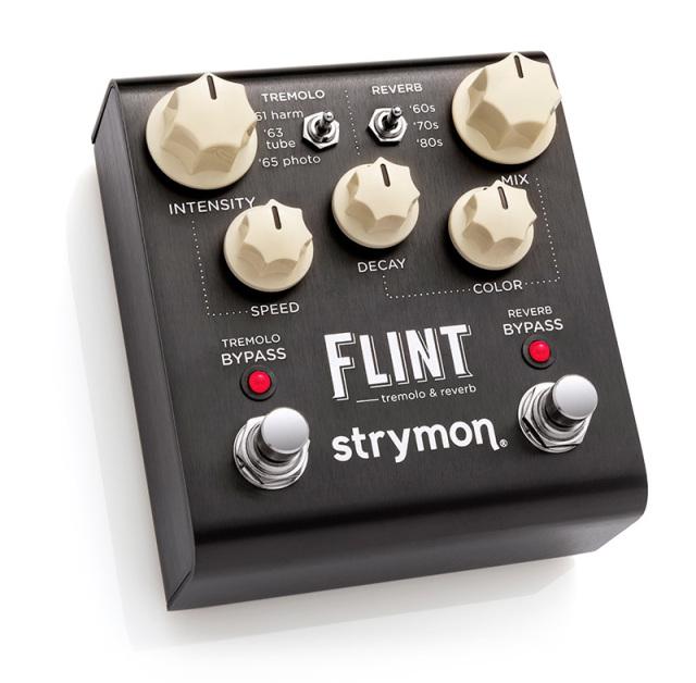 strymon《ストライモン》 FLINT ~ tremolo & reverb<br>《フリント》