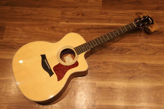 Taylor / 214ce Rosewood Plus テイラー アコースティックギター アコギ エレアコ 【即納可能♪】