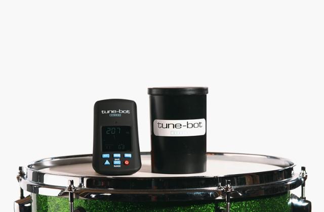 OverTone Labs オーバートーン tune-bot STUDIO ドラム用チューナー/チューンボットスタジオ