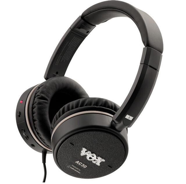 【送料込】VOX 《ヴォックス・ヘッドホンアンプ》VGH Series VGH-AC30 【いつでも、どこでも、気軽に演奏を♪】