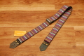【ネコポス可能】Spice Note スパイスノート [ES-G40MB/NAV] Gevaert 40mmシリーズ Navy/ギターストラップ/ネイビー