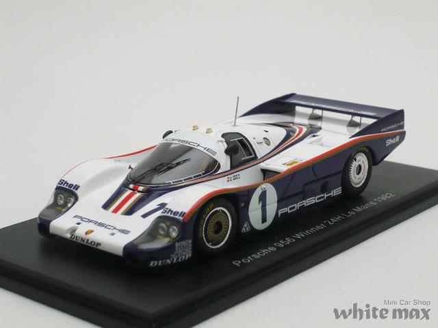 スパーク 1/43 ポルシェ 956 ルマン24H 優勝 1982 (J.Ickx/D.Bell)