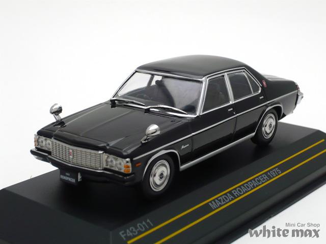 First43 1/43 マツダ ロードペーサー 1975 (ブラック)