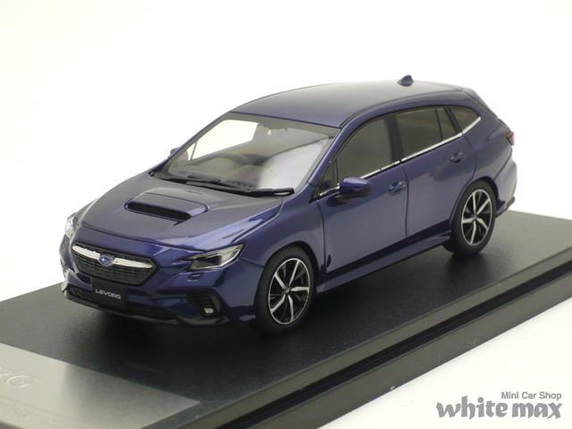 ハイストーリー 1/43 スバル レヴォーグ GT-H 2020 (ラピスブルーパール)