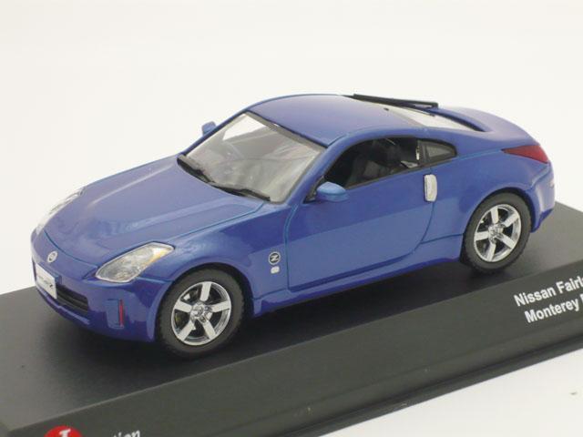 J-コレクション 1/43 ニッサン フェアレディ Z 2007 (ブルー)