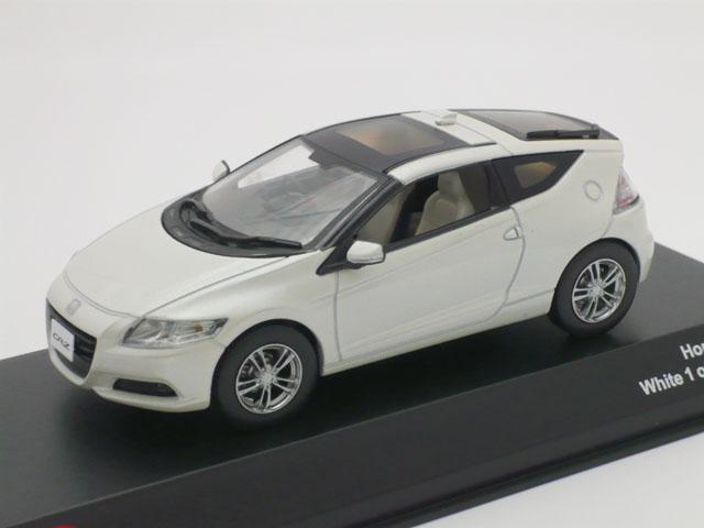 J-コレクション 1/43 ホンダ CR-Z (ホワイト)