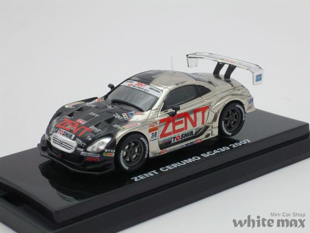 ビーズコレクション 1/64 ZENT セルモ SC430 2007