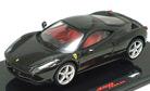 マテル 1/43 フェラーリ 458 イタリア (ブラック)