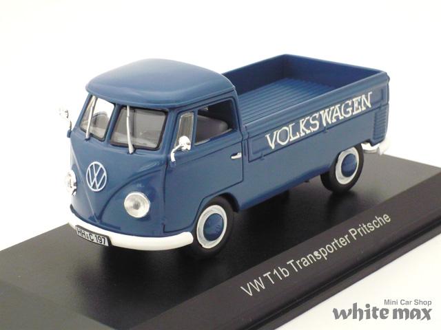 ノレブ 1/43 フォルクスワーゲン T1b トランスポーター 「フォルクスワーゲン」 1958 (ブルー)