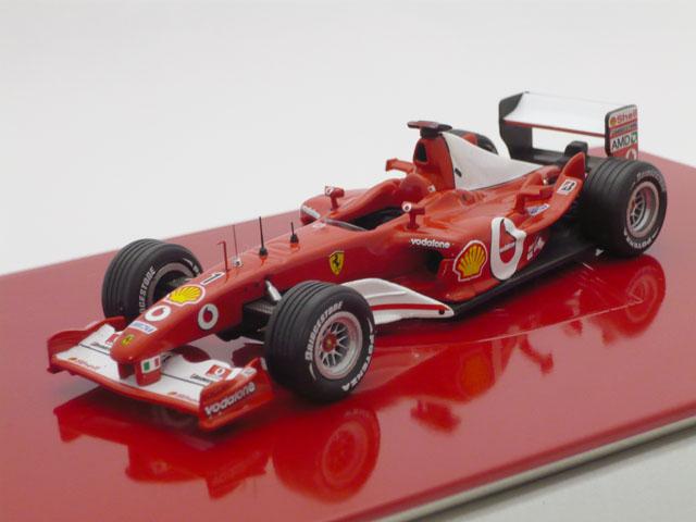 イクソ 1/43 フェラーリ F2003 アメリカGP優勝 No.1 2003