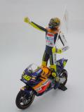 ミニチャンプス 1/12 ホンダ RC211V レプソル ホンダ チーム モトGP初優勝 2002 No.46 (V.Rossi)