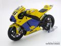 ミニチャンプス 1/12 ヤマハ YZR-M1 モトGP 2006 (V.Rossi) ウェザリング仕様