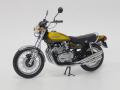 ミニチャンプス 1/12 カワサキ900 Z1スーパー4 1972 (グリーン/イエロー)