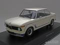 ミニチャンプス 1/18 BMW 2002 ターボ 1973 (シルバー)