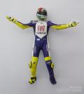 ミニチャンプス 1/12 V.Rossi フィギュア ライディングスタイル モトGP 2008 Misano