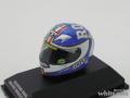 ミニチャンプス 1/8 AGV ヘルメット V.Rossi モトGP ムジェロ 2003