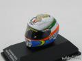 ミニチャンプス 1/8 AGV ヘルメット V.Rossi モトGP ムジェロ 2005