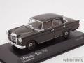 ミニチャンプス 1/43 メルセデス ベンツ 190 W110 1961 (ブラウン)