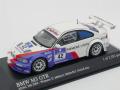 ミニチャンプス 1/43 BMW M3 GTR ADAC 24h 優勝 2004 No.42