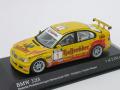 ミニチャンプス 1/43 BMW 320i DMSB PWM 2004 No.1