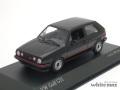 ミニチャンプス 1/43 フォルクスワーゲン ゴルフ GTI 1985 (ブラック)