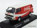 """ミニチャンプス 1/43 フォルクスワーゲン T3 トランスポーター 1983 """"コカ・コーラ"""""""