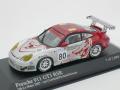 ミニチャンプス 1/43 ポルシェ 911 GT3 RSR 24h ルマン 2005 No80